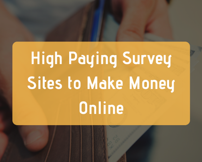 7 Best Highest Paying Online Survey Sites in 2020