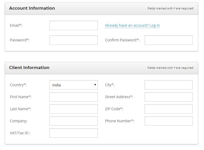 account- information