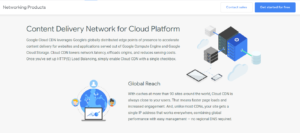 google cloud cdn tool