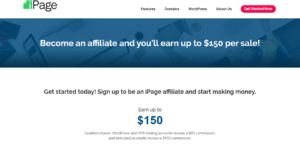 iPage Web Hosting Affiliate