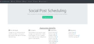Socialoomph-app
