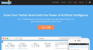 tweepi app for unfollow nonfollowers