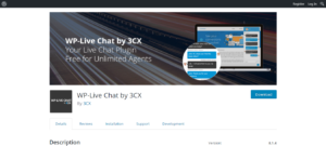 wp live chat plugin