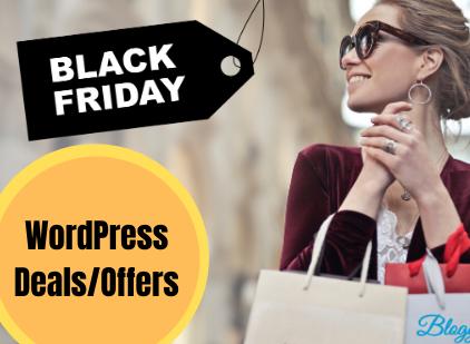 Best Black Friday Web Hosting Deals for Bloggers
