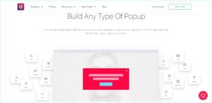 elementor popup builder plugin