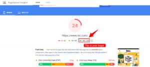 pagespeed insights google