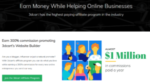 3dcart affiliate program