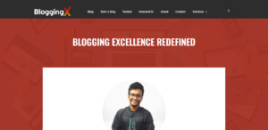 BloggingX Blog