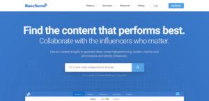 BuzzSumo Content Marketing Research