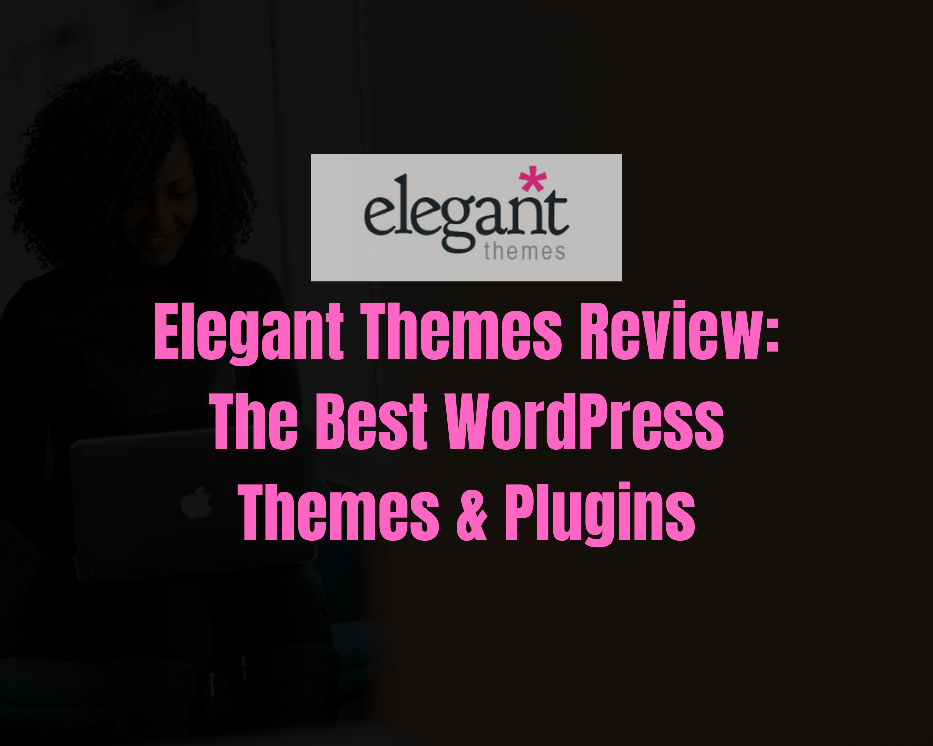 Elegant Themes Editor Page Break