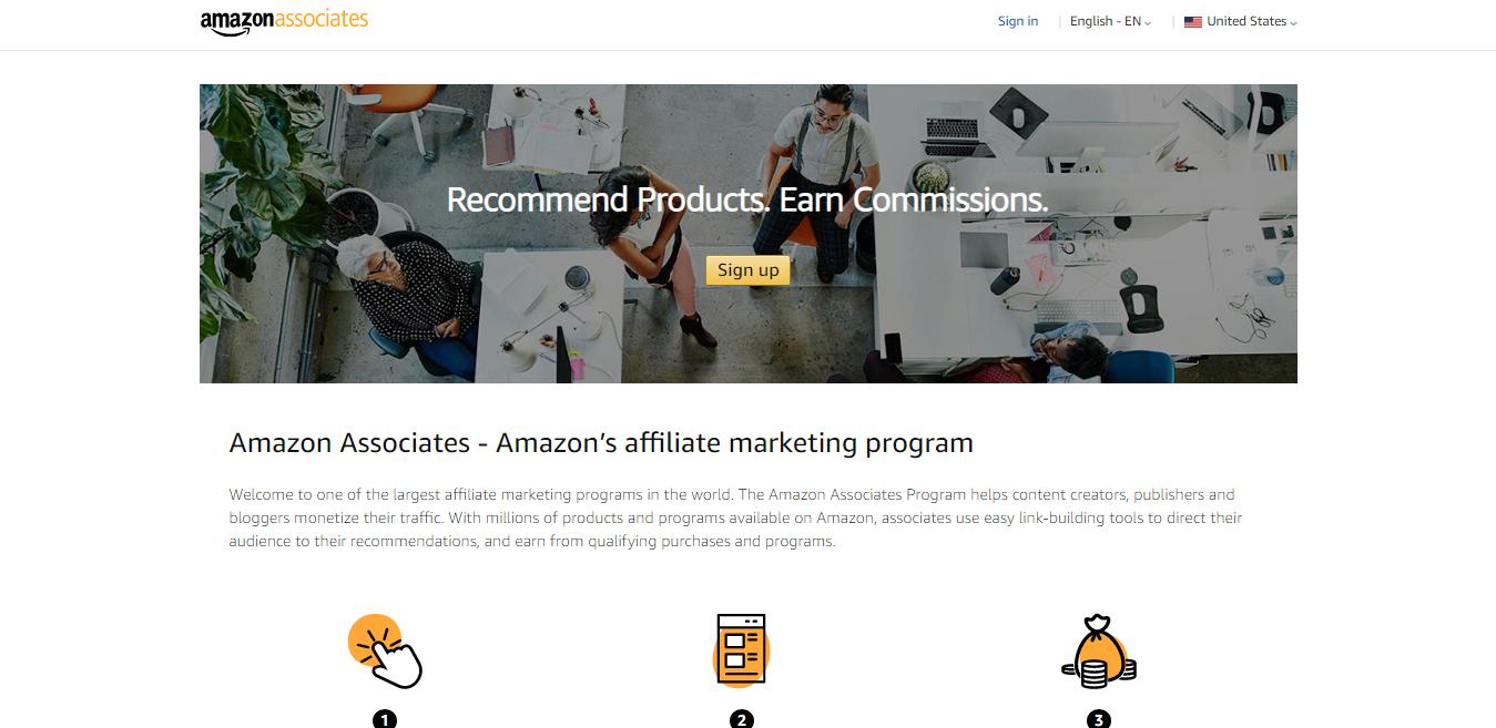 Amazon com Associates