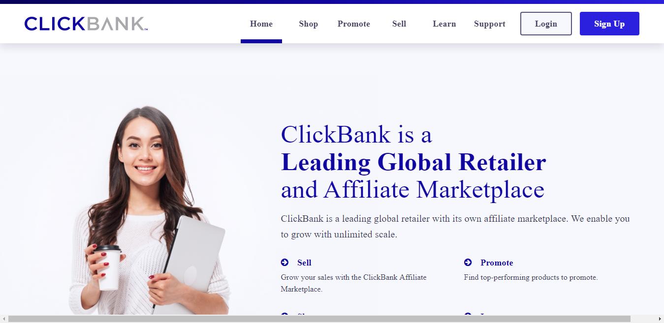 ClickBank Home