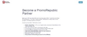 PromoRepublic Affiliate Program