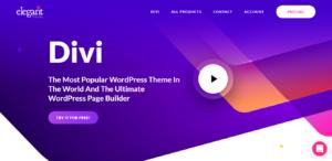 Divi Visual Page Builder