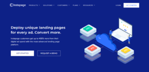 Instapage Landing Page Platform