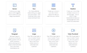 OptimizePress Elements