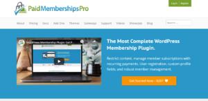 Paid Memberships Pro