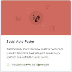 Social Auto Poster