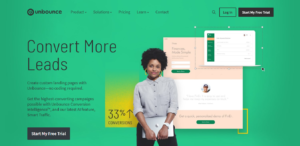 Unbounce-Landing Page Builder Review