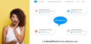 WP Social Proof Plugin For WordPress