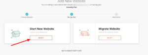start-a-new-site-siteground