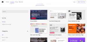Leadpages Landing Page Template