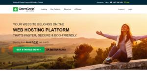 GreenGeeks-Web Host Free Site Migration