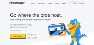 HostGator Web Host