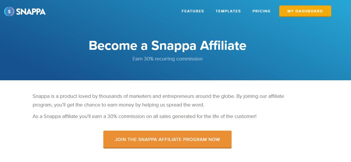 snappa affiliate