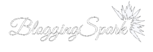 Blogging Spark Logo