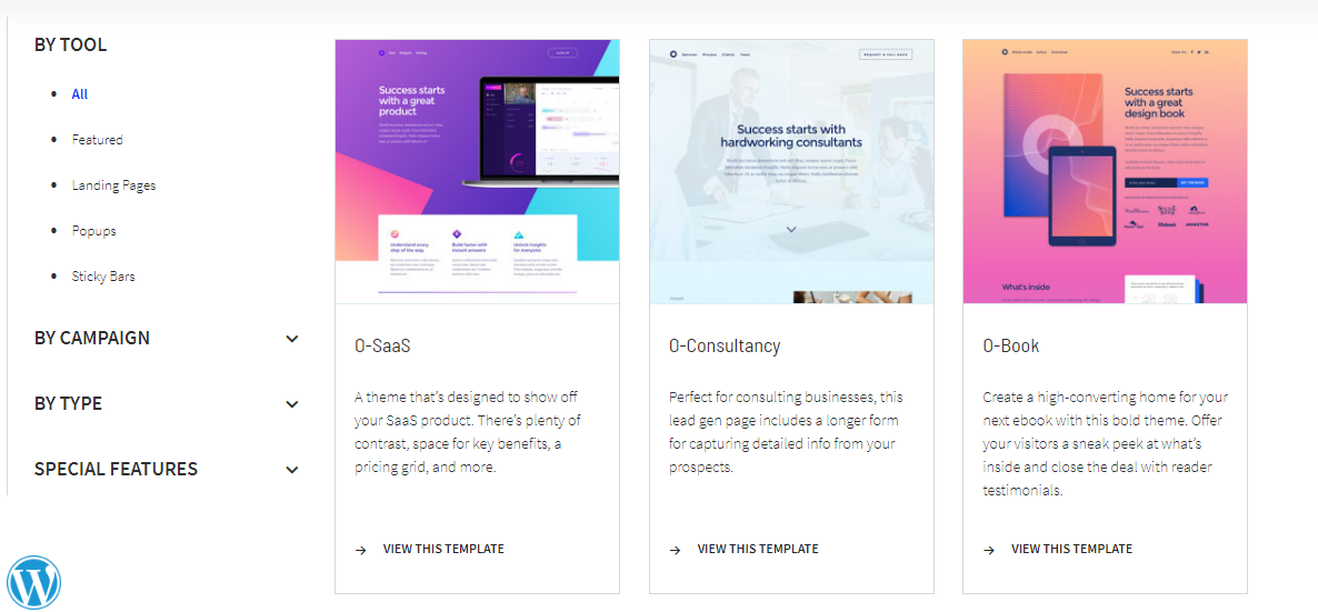 High Converting Landing-Page Templates Unbounce