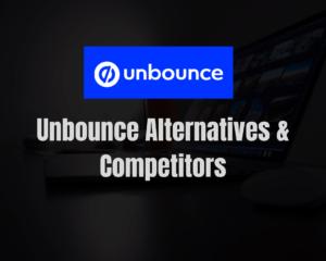 Unbounce Alternatives & Competitors