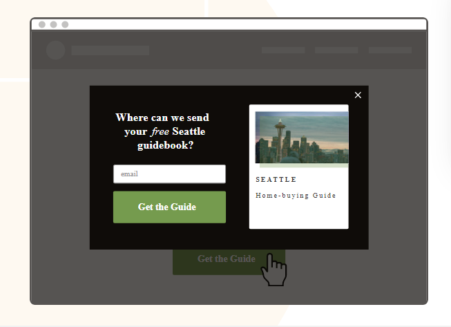 Leadpages pop ups