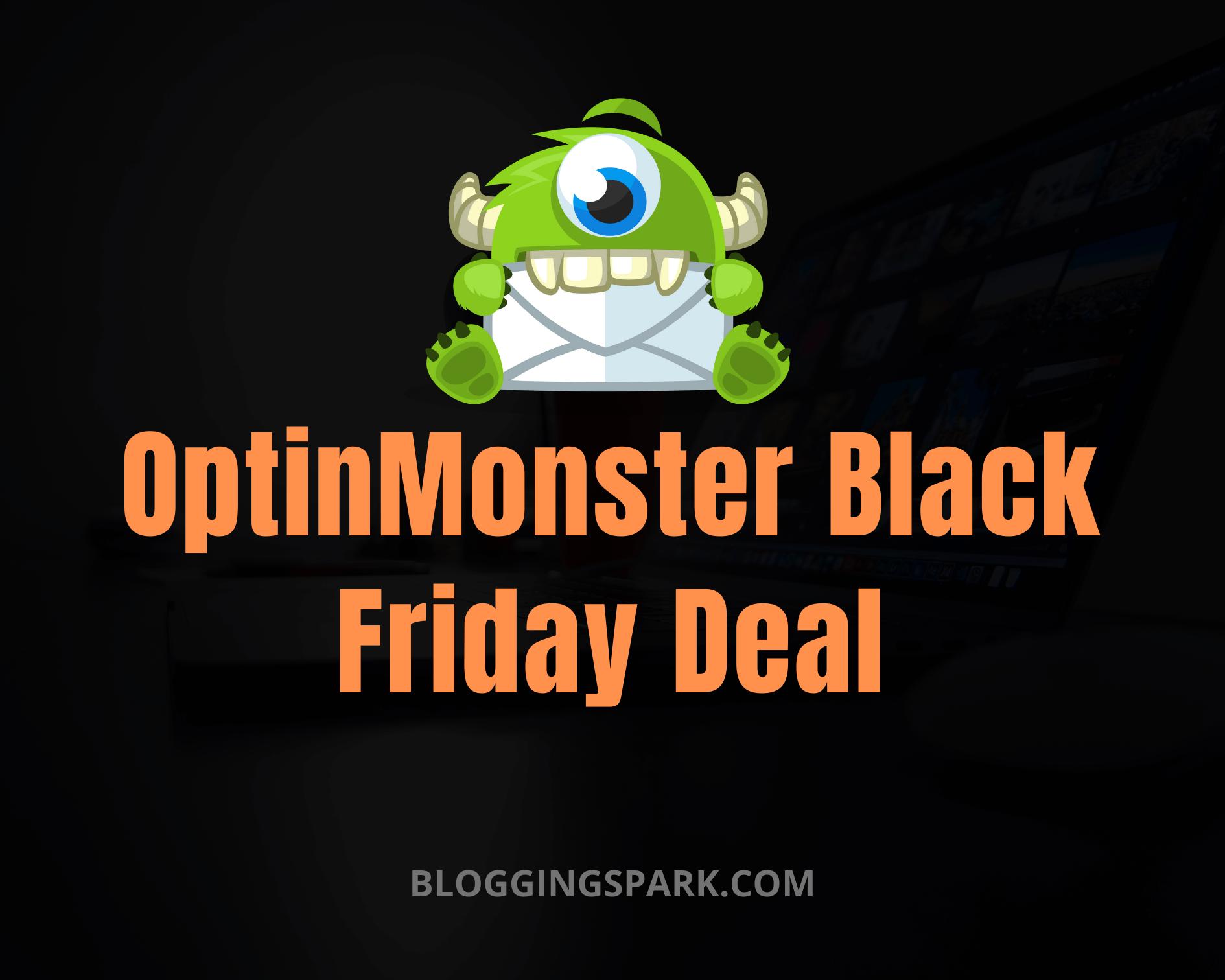 OptinMonster Black Friday Deals 2021