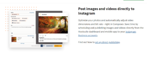 Instagram for Business Hootsuite