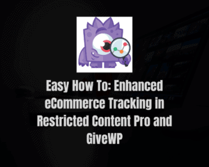 MonsterInsights-eccommerece-tracking