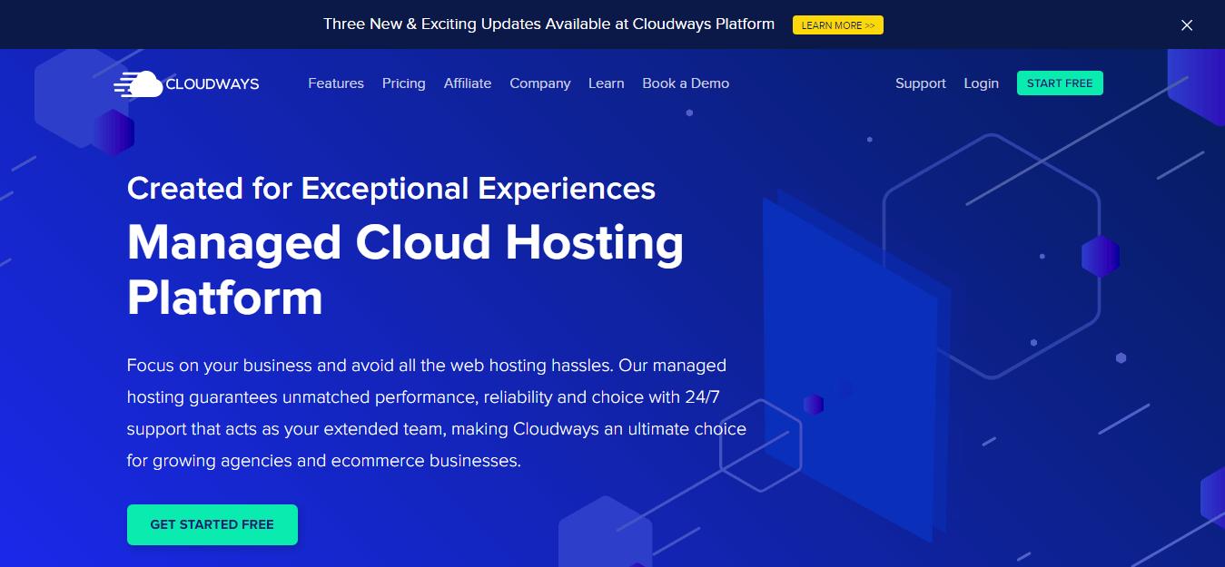 best wordpress hosting cloudways