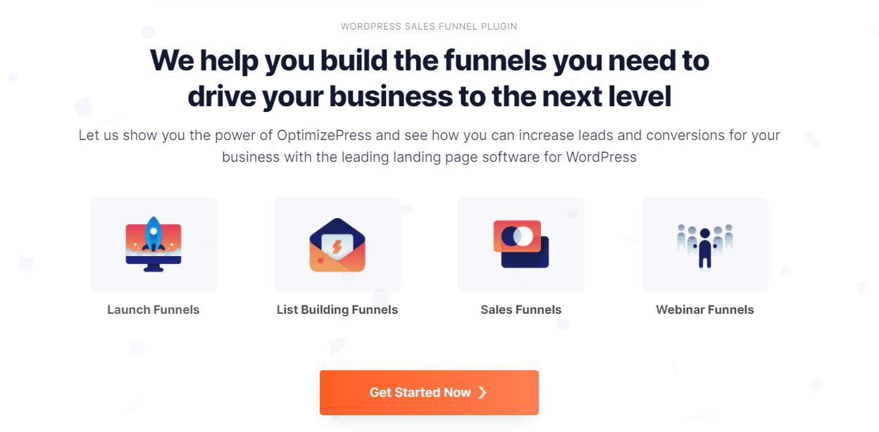 OptimizePress Funnels