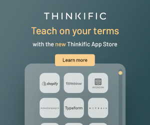 Read more about the article The Thinkific App Store Review 2021