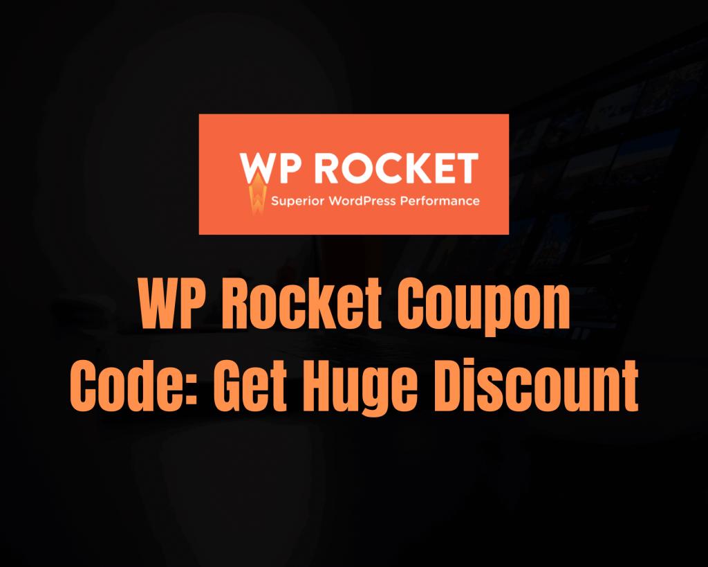 WPRocket-Coupon-Code