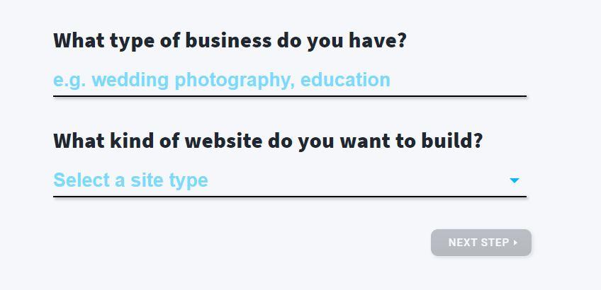 GetResponse business- type